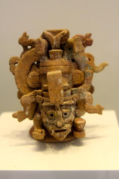 Museo Maya de Cancun, Mexico