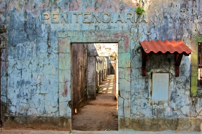 The Prison Ruins on Coiba Island, Panama