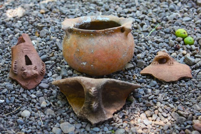 Archaeological Relics of Panama History