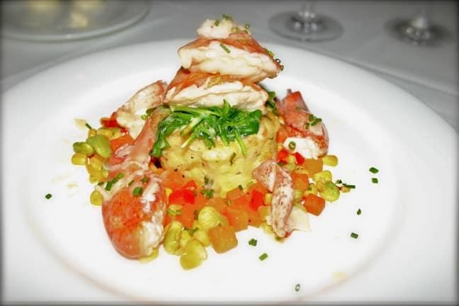Dinner at Woodlands Grill, Barnsley Gardens Resort