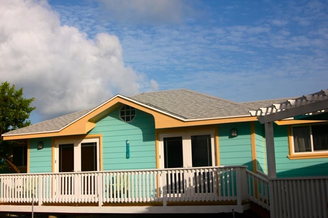 Bimini Villa at Embrace Resort, on the Exuma island of Staniel Cay
