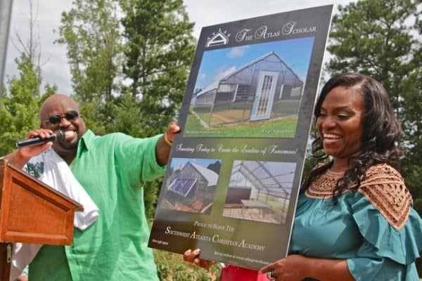 INTERVIEW: CeeLo Green Launches GreenHouse Foundation To Help Kids Go Green