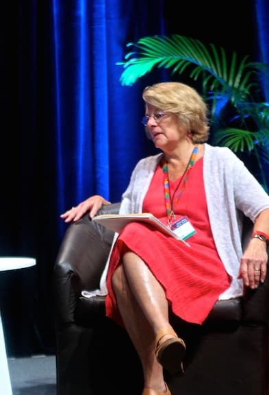 Dr Martha Honey Speaks at TBEX Cancun