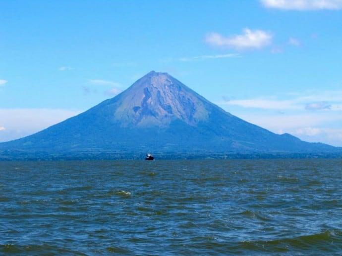 Volcano Concepcion Isla de Ometepe Nicaragua