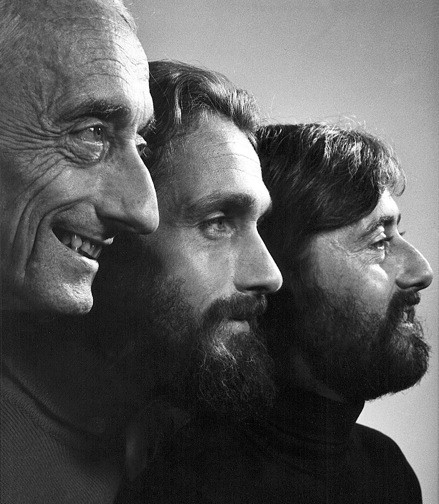 Jacques-Cousteau-and-Sons
