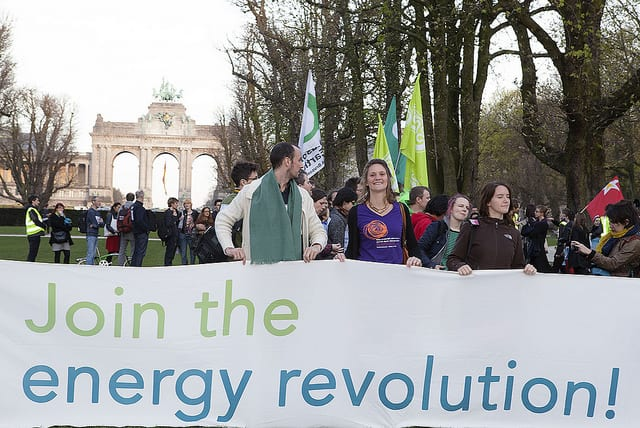 Join the Energy Revolution (Courtesy of Friends of Earth Europe)