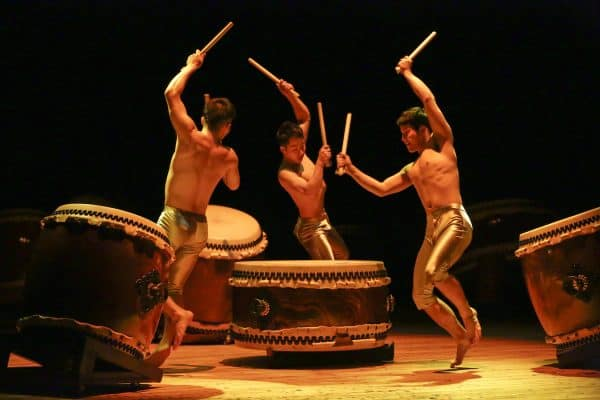 INTERVIEW: Kodo, Japan's Legendary Taiko Drummers
