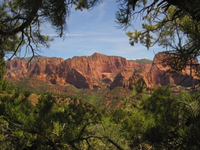 Responsible Travel: Kolob Canyons - Zion National Park