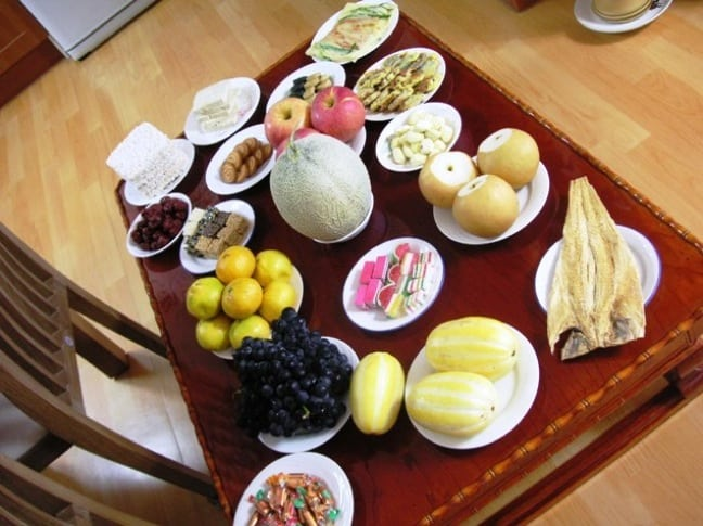 Korean Thanksgiving Chu-sok