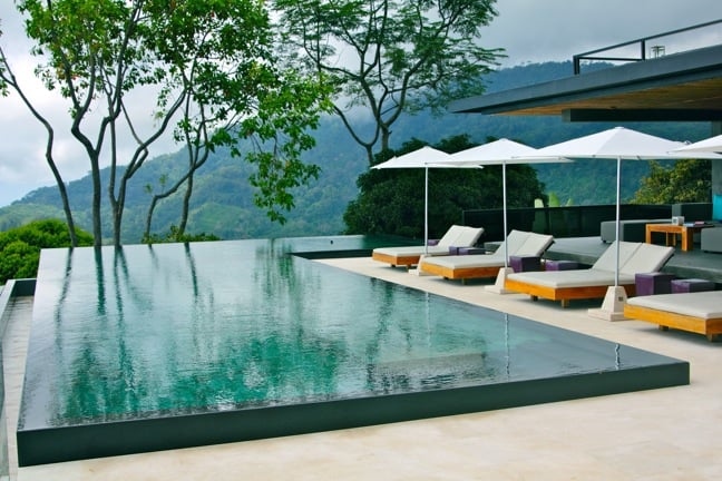 The 10 most romantic places we 39 ve ever stayed for Pool design costa rica