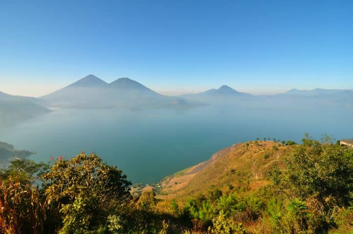 Lake Atitlan, Guatemala by chensiyuan via CC