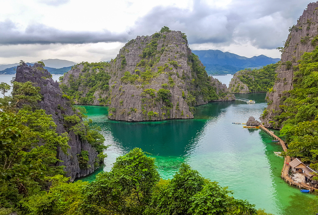 Things To Do In Coron Palawan Hike Lake Kayangan
