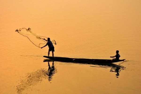 Muang Ngoi, Laos- A Pastoral Paradise
