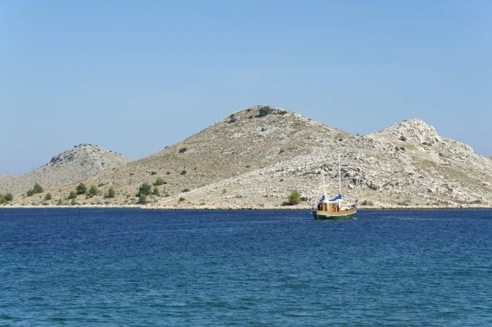Least Visited National Parks in Europe - Kornati National Park in Croatia