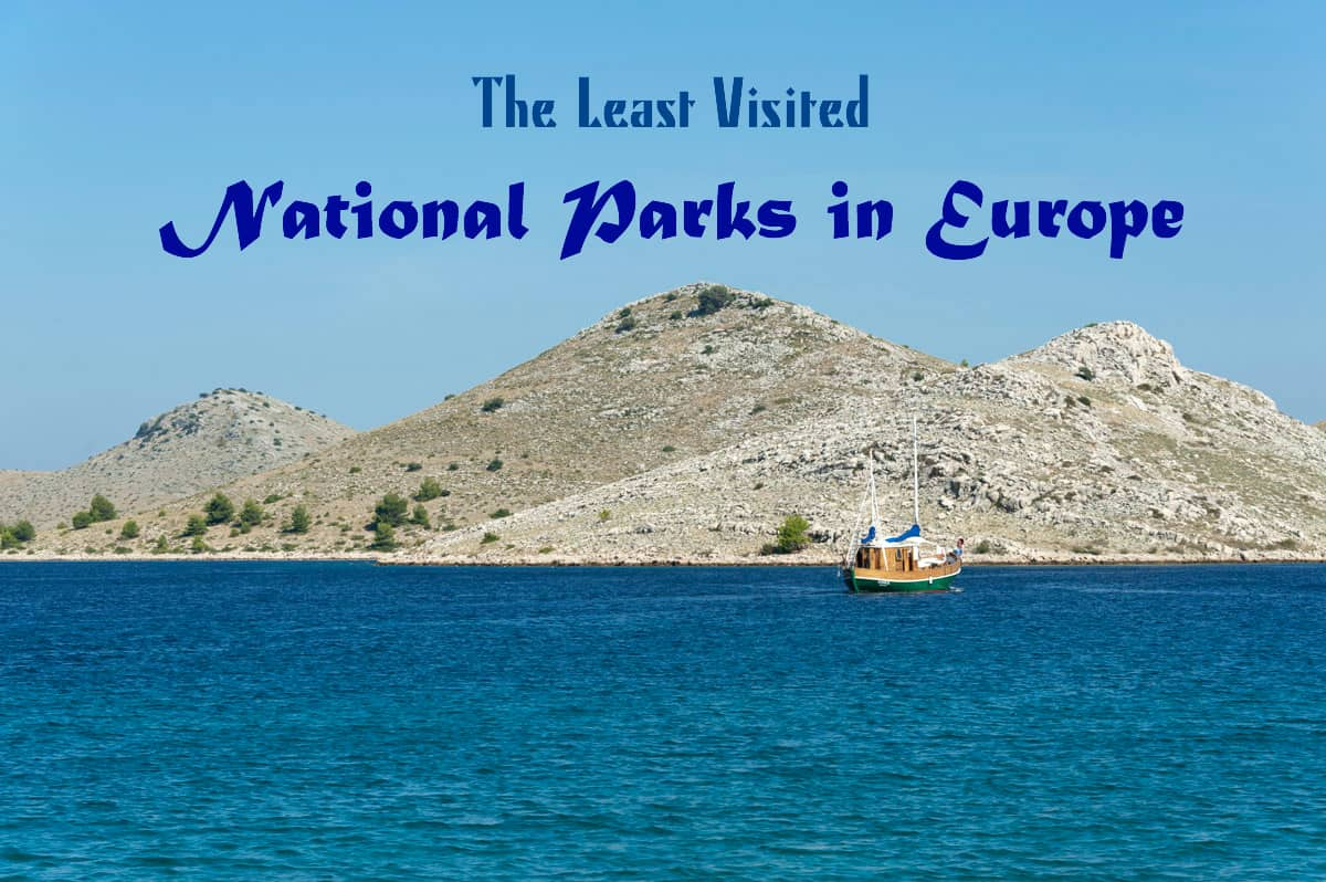 The Least Visited National Parks in Europe