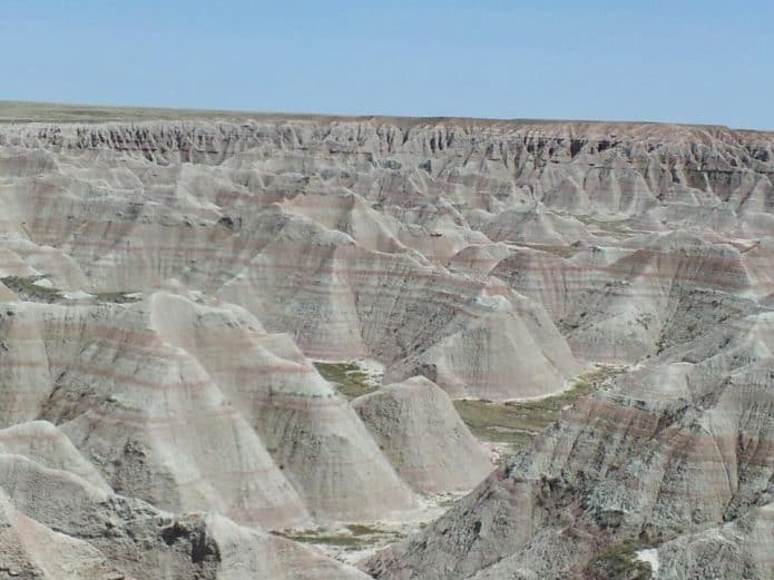 South Dakota National Park -Badlands National Park