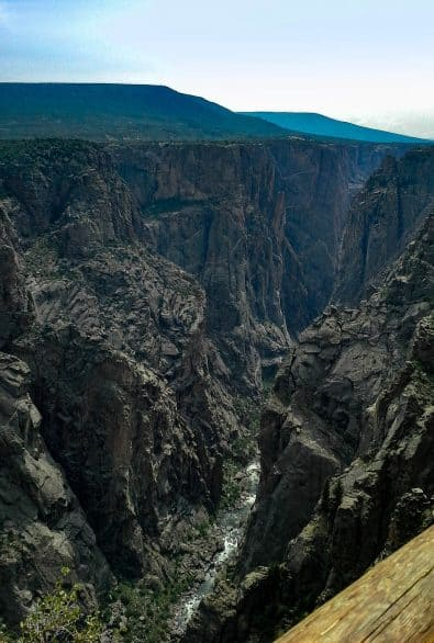 Colorado National Parks, A Complete List -Black Canyon of the Gunnison National Park