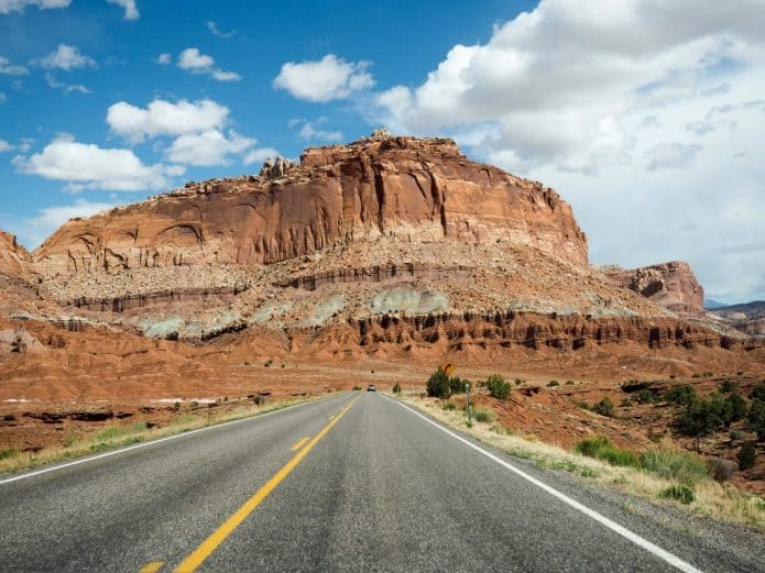 List of National Parks, A Complete Guide- Capitol Reef National Park