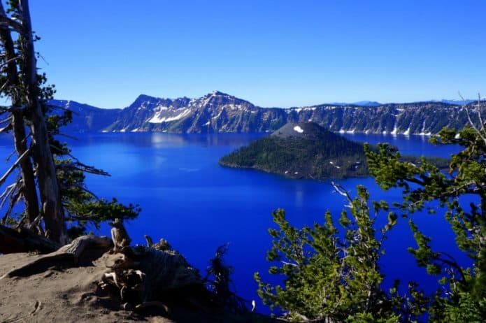 Oregon National Park- Crater Lake National Park