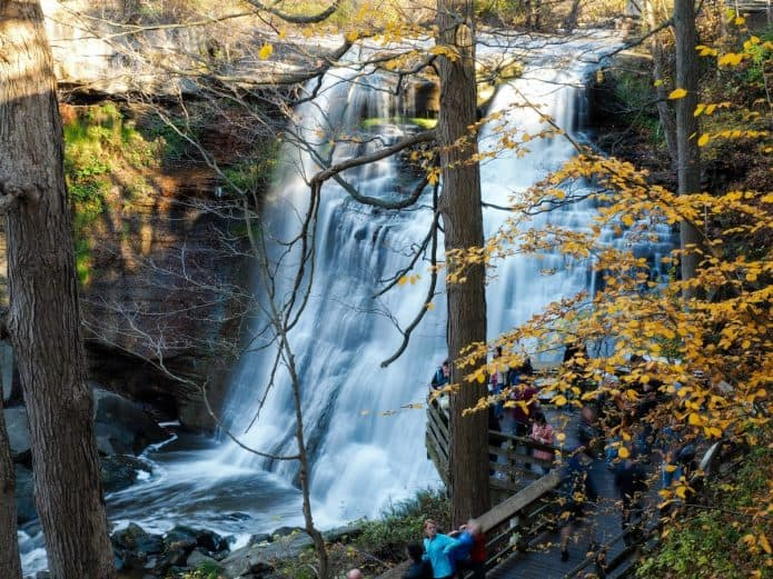 List of National Parks, A Complete Guide- Cuyahoga Valley National Park