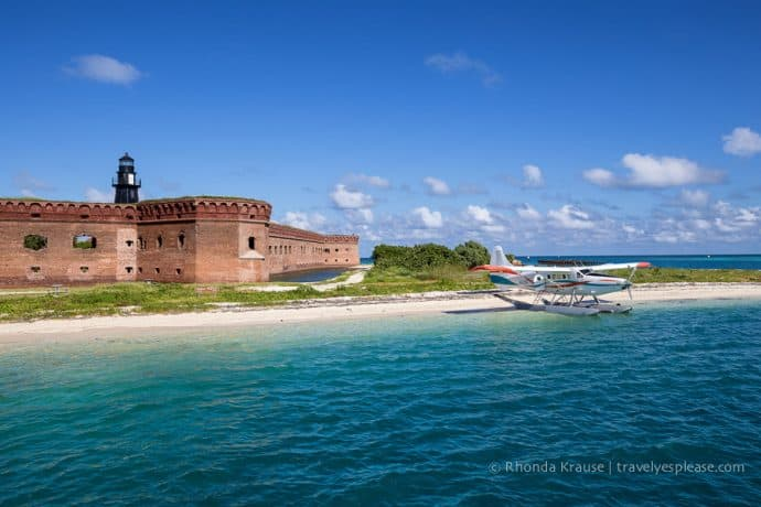 List of National Parks, A Complete Guide -Dry Tortugas National Park