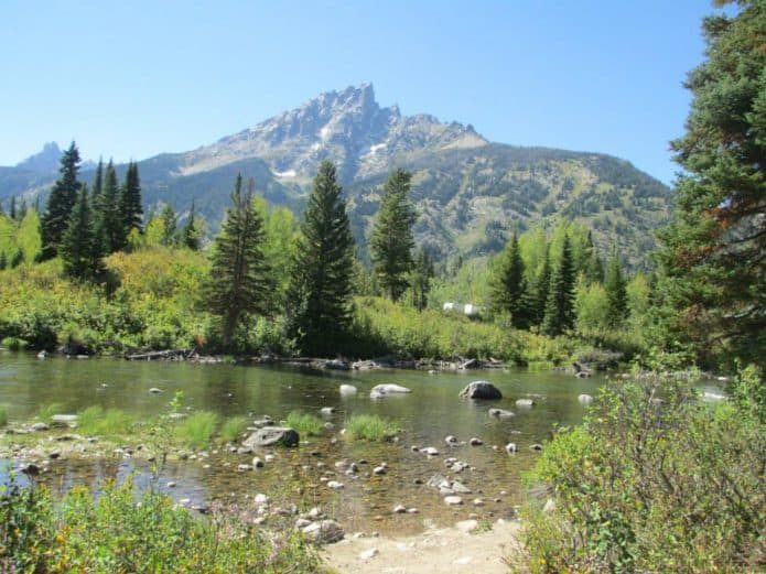 List of National Parks, A Complete Guide -Grand Teton National Park