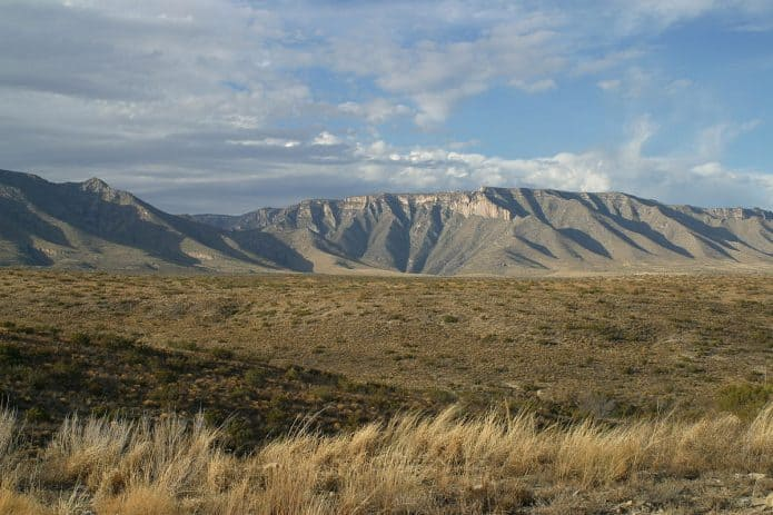 TX National Parks -Guadalupe Mountains National Park