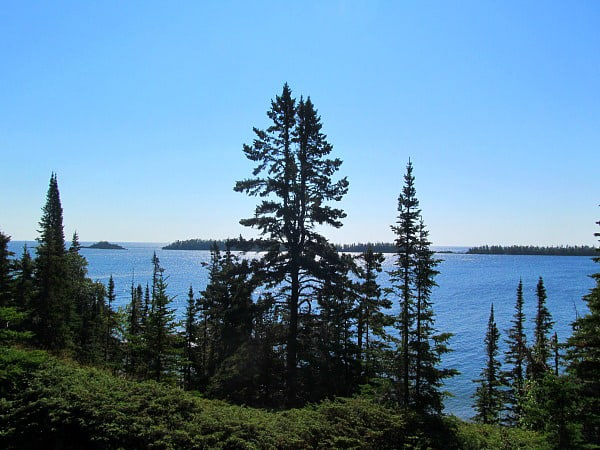 Michigan National Park -Isle Royale National Park