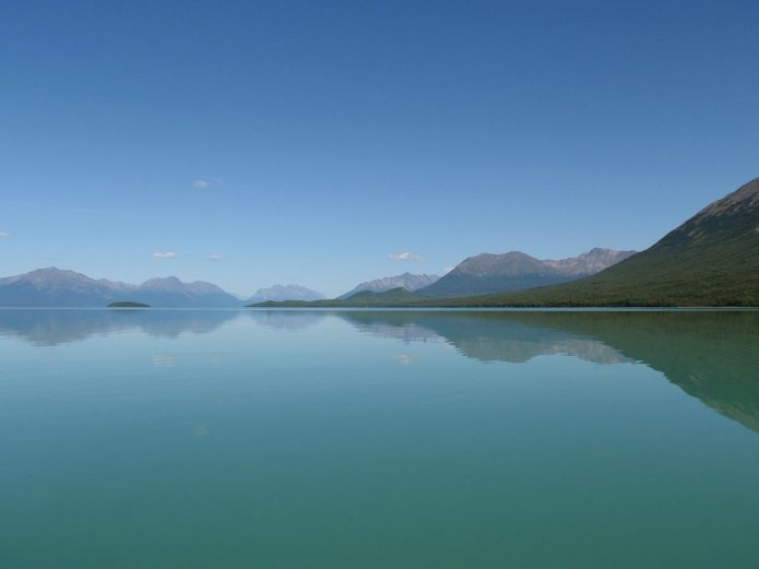 National Parks in Alaska -Lake Clark National Park