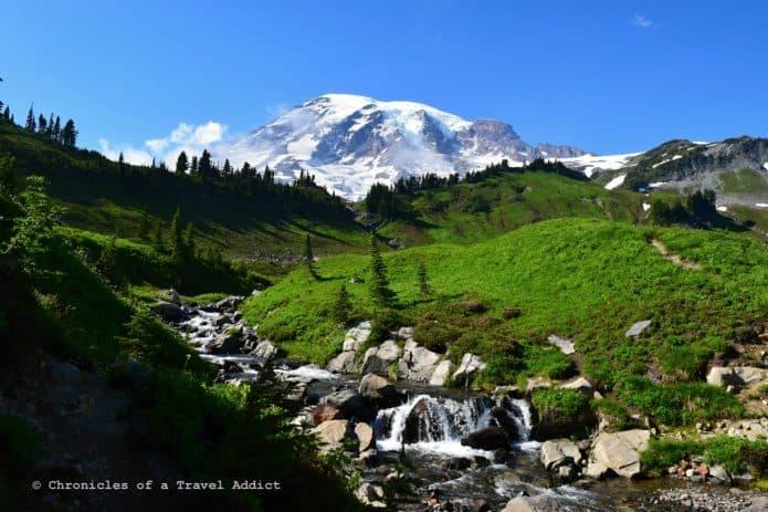List of National Parks, A Complete Guide -Mount Rainier National Park