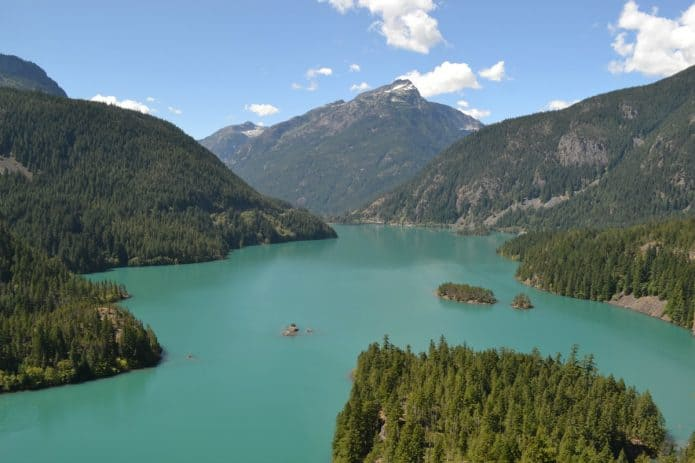 Washington State National Parks -North Cascade National Park