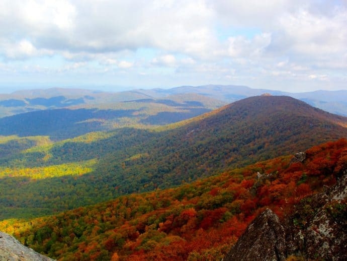 Virginia National Park -Shenandoah National Park
