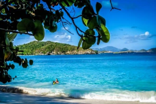 List of National Parks, A Complete Guide -Virgin Islands National Park