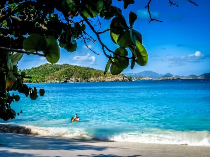 US Virgin Islands National Park