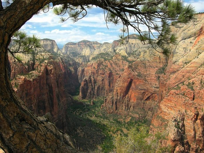 List of National Parks, A Complete Guide - Zion National Park