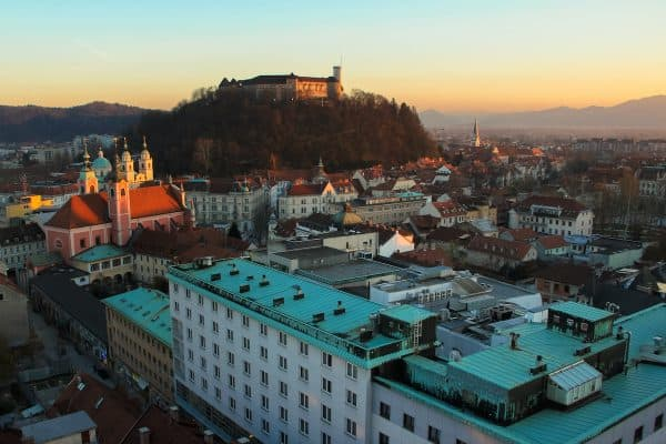 Ljubljana, Slovenia: The European Green Capital of 2016
