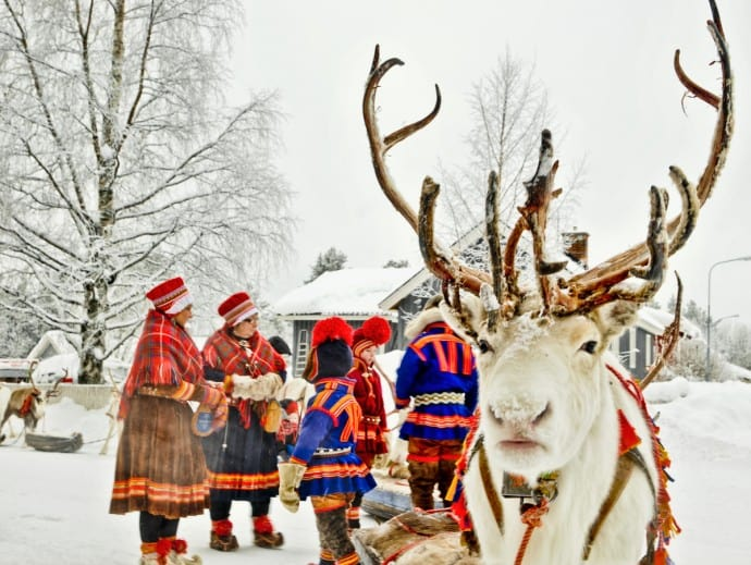 Top Travel Destinations of 2016- Swedish Lapland