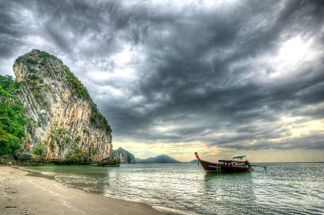 Long tail boat,Thailand