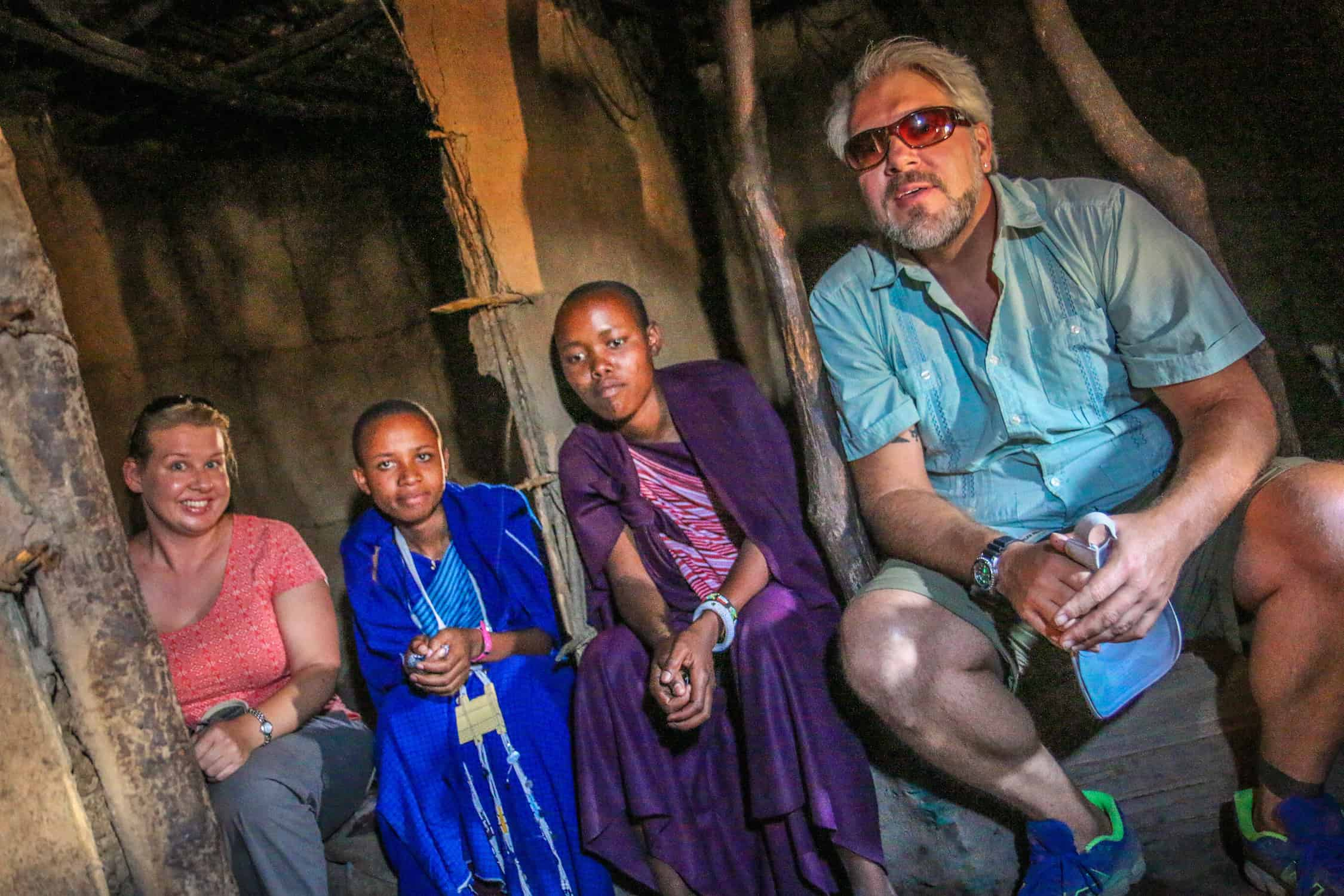 Embracing Maasai Culture: Inside a Maasai Home