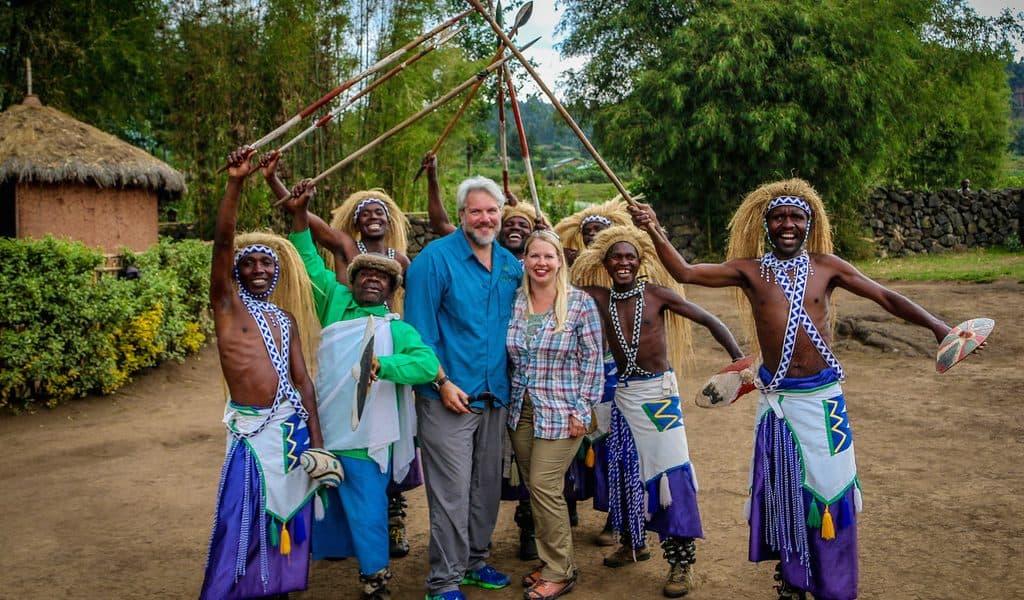 Green Global Travel at Iby'iwacu Cultural Village, Rwanda