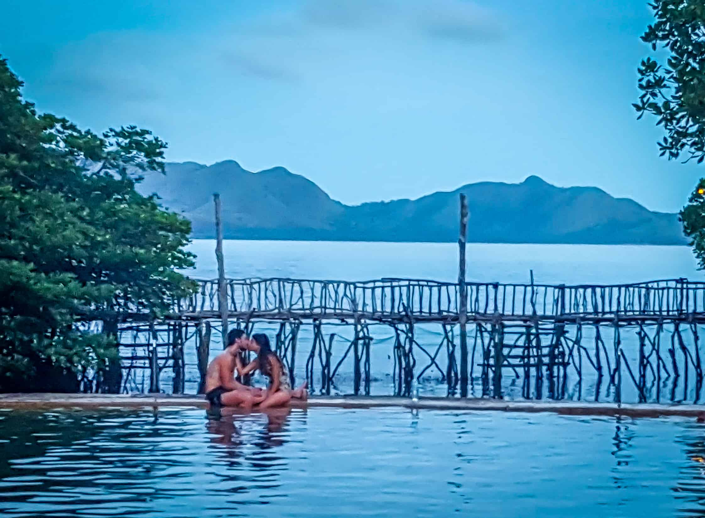 Things to Do in Coron, Palawan: Maquinit Hot Spring