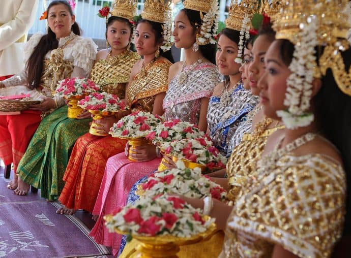 New Year Around the World - Cambodia