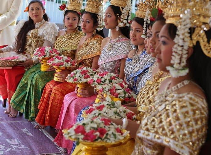 New Year Around The World   Cambodia