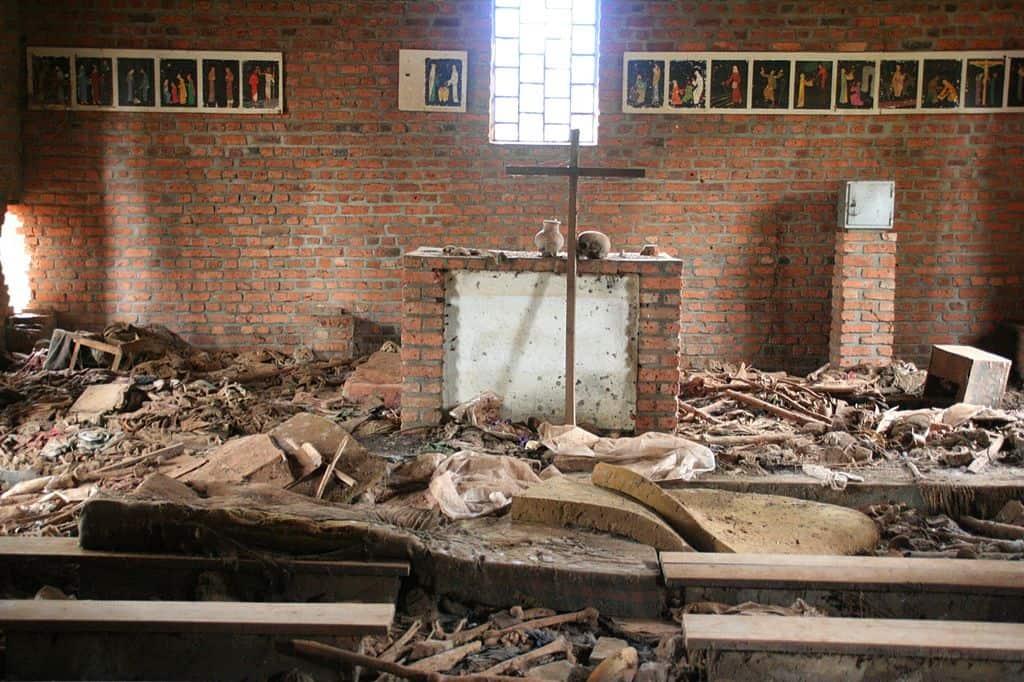 Rwanda Genocide- Ntrama Church