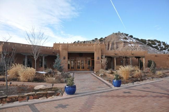 Ojo Caliente Mineral Springs & Spa, New Mexico