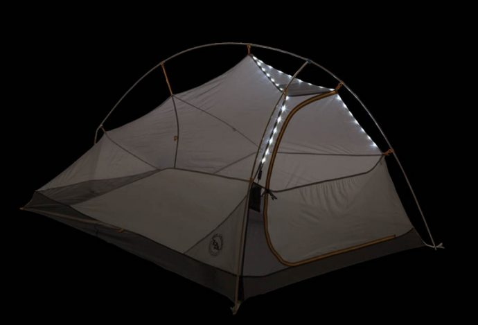 Best Outdoor Supplies for Autumn 2016 - Big Agnes Fly Creek UL 2 mtnGLO