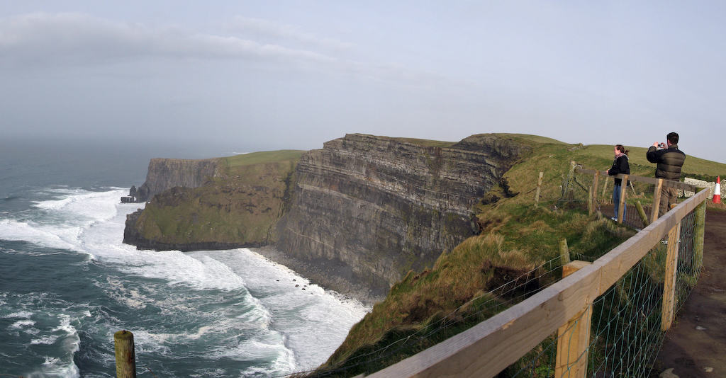 A Week in Ireland: Cliffs of Moher