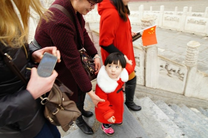 Countries that don't celebrate Christmas - China
