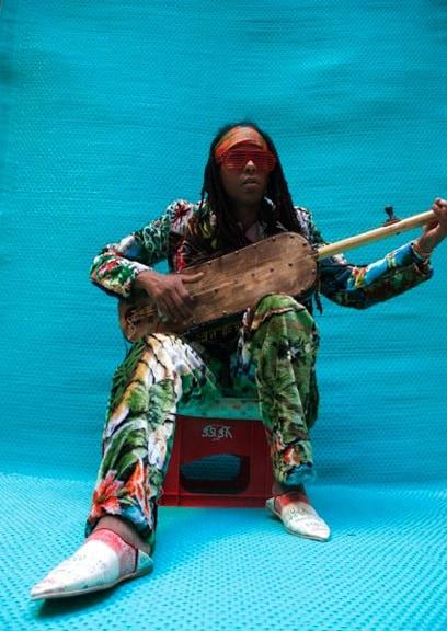 Gnawa Music Legend Hassan Hakmoun