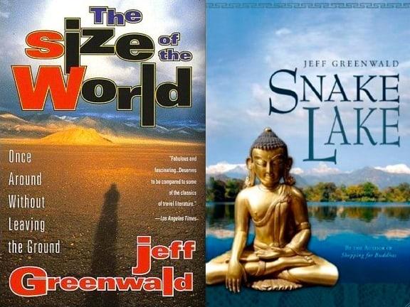 Travel Writer Jeff Greenwald Books
